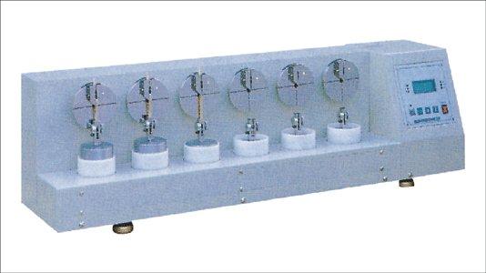 QI-054中底纤维板/中底纸板耐曲折曲绕指数试验机