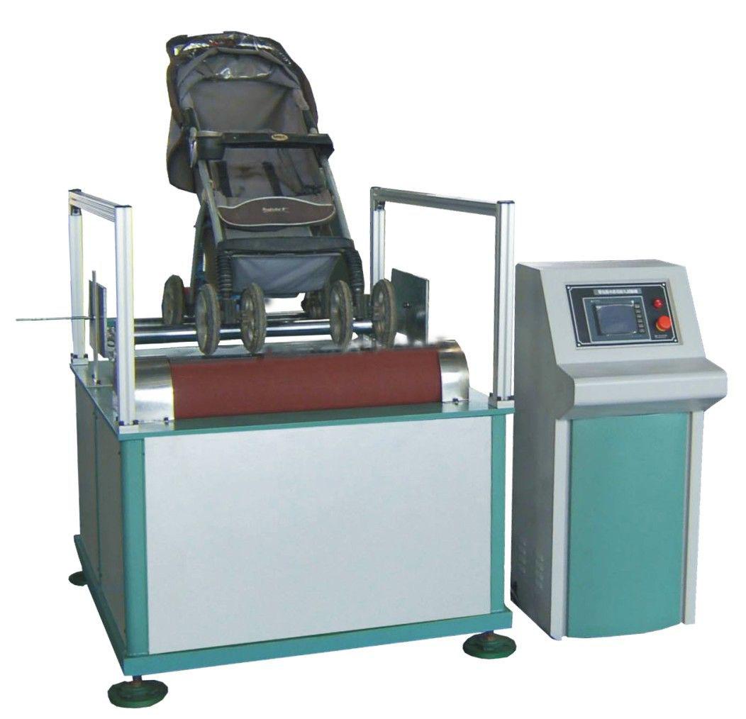 婴儿车车轮耐磨试验机