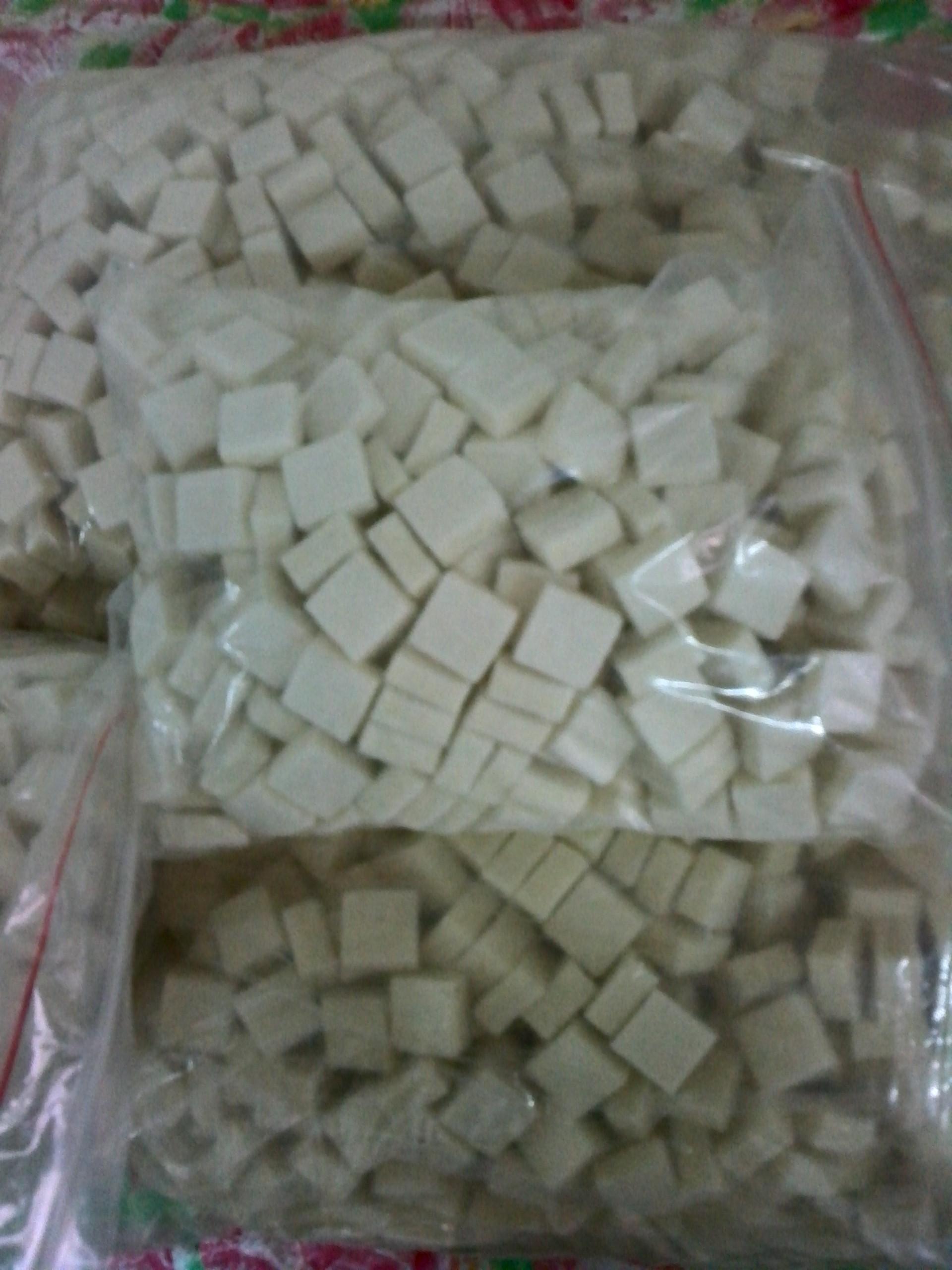 EMPA701(白色)羊毛毡,IULTCS耐磨试验机羊毛毡(1000粒/包)