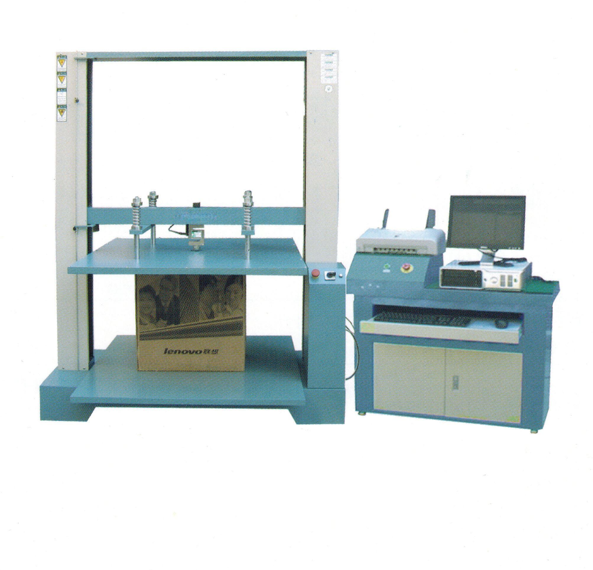 QI-P-003纸箱抗压试验机