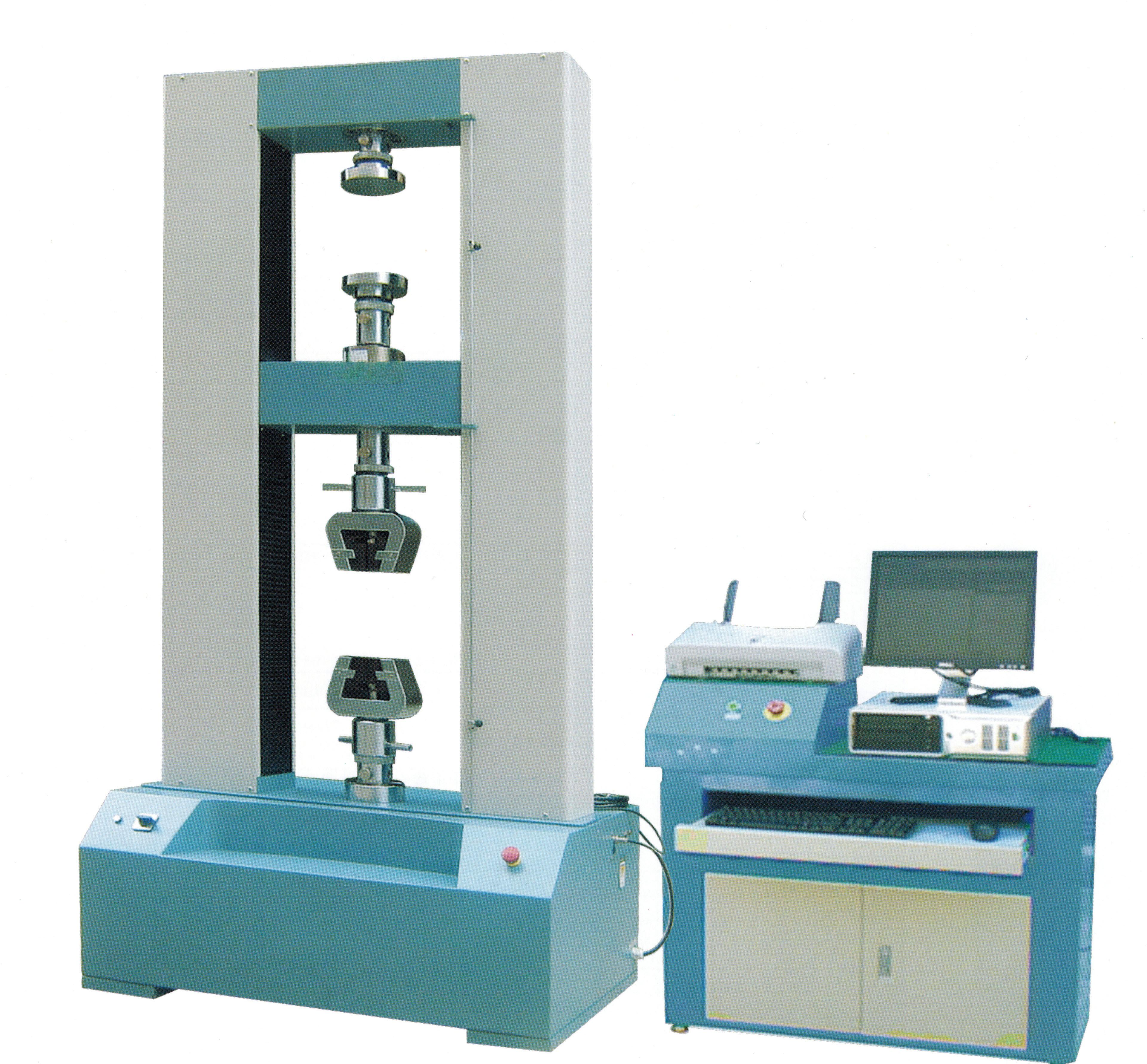 QI-T-002电脑式单柱式拉力机(桌上型)