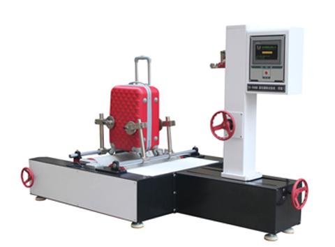 QI-X03箱包路况试验机,国标箱包磨耗试验机(双辊)