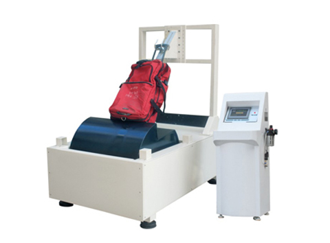QI-X04拉杆箱包楼梯路况试验机,箱包上下楼疲劳寿命试验机