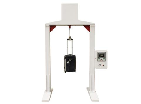 QI-X09箱包装载振荡冲击试验机,箱包抗振试验机