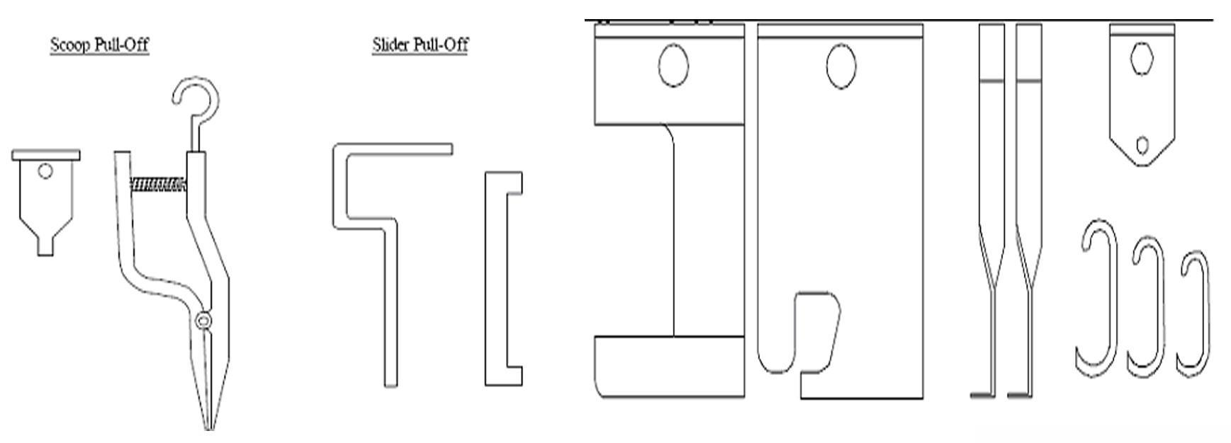 QI-S-080 拉链测试夹具