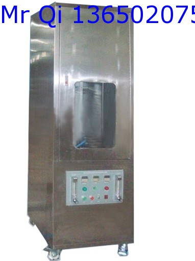 QI-E-005单根电线电缆水平燃烧试验机