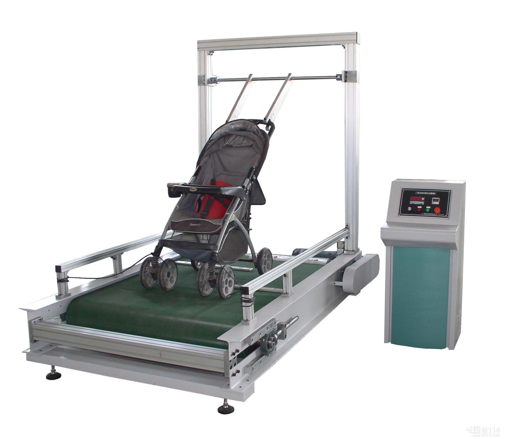 QI-W-11婴儿手推车动态耐久试验机,路况测试
